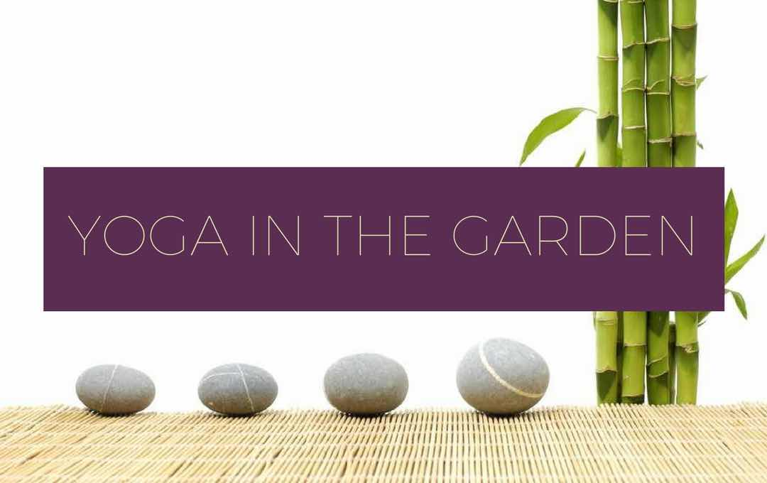 Yoga in Garden logo