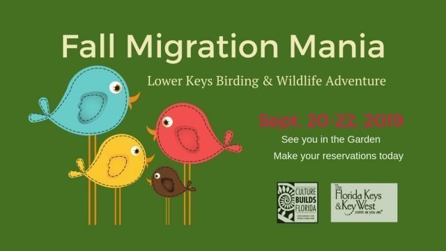 Fall Migration Mania logo