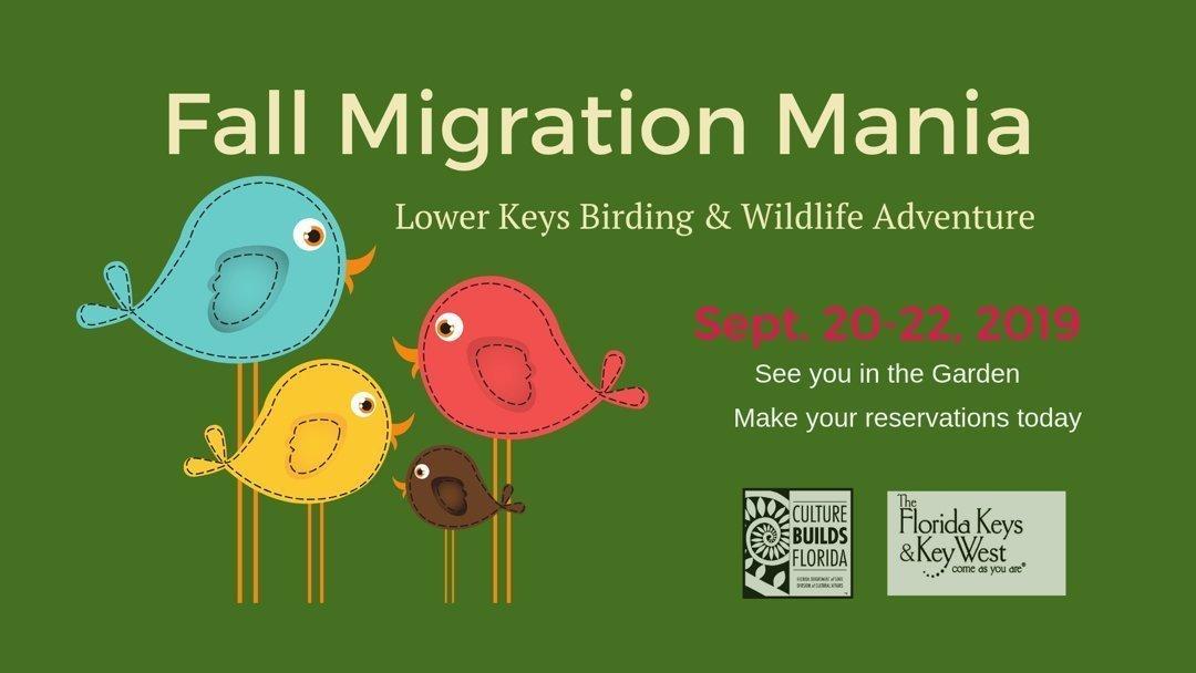 Fall Migration Mania logo