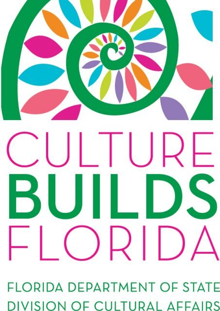 Culture Build Florida Logo