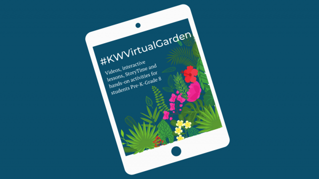 Virtual Garden Logo